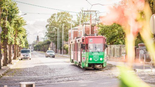 Liepojos tramvajus