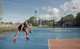 Kristapo Puorzingio krepšinio aikštelės