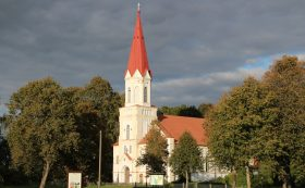 Rucava Lutheran Church
