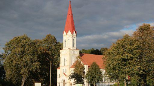 Rucavas luterāņu baznīca