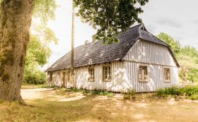 Этнографический дом