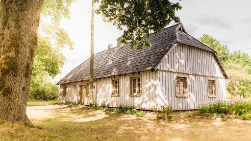Etnografinis namas  Zvanītāji