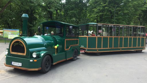 Tourist train  Libau Train