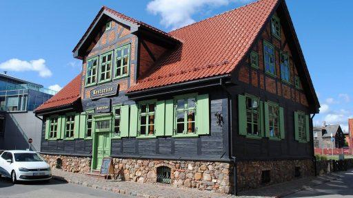 Restaurant/bar  Kapteinis