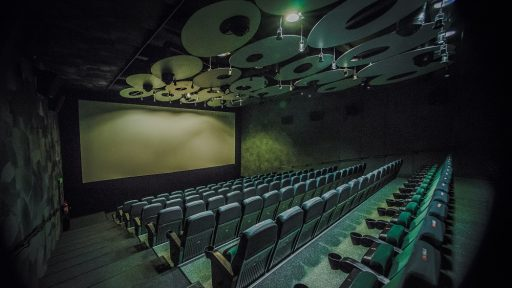 Movie theatre  Cinamon Liepaja Balle