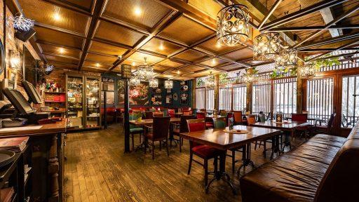 Restaurant  Tex-Mex Klondaika