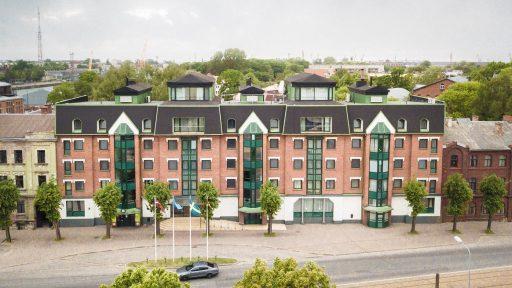 Apartments im Hotel  Amrita
