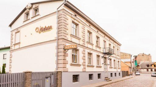 Viesnīca  Vilhelmīne