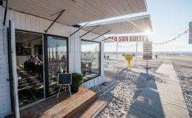 Пляжный бар/кафе