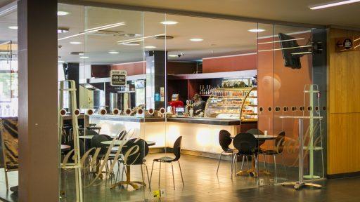 Kafejnīca/bistro  Lotte caffe