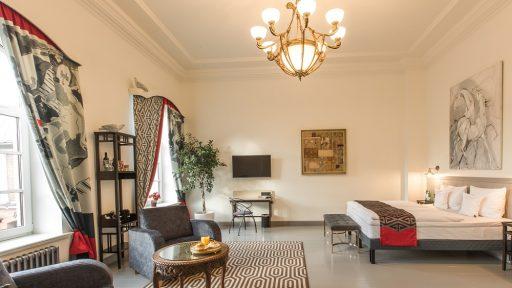Viesnīca  Art Hotel Roma