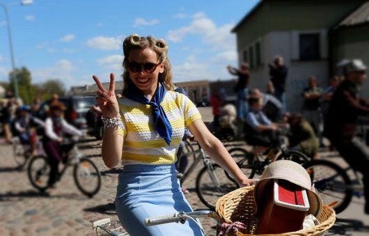 The 10th Liepāja Tweed Ride