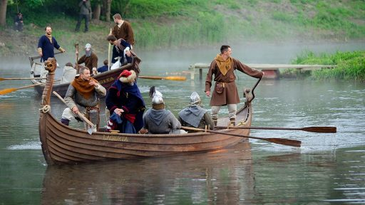 Curonian Vikings Settlement