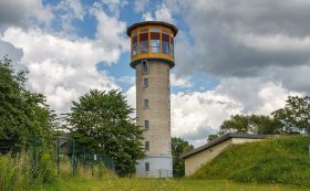 Aizpute Water Tower – The Observation Tower