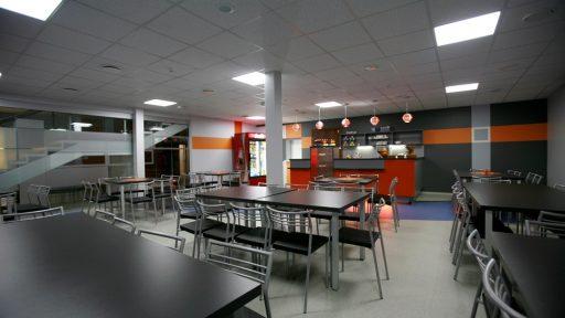 Gruobinios sporto arenos kavinė