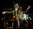 "From 18 to 21 March enjoy a special walk ""Illuminated Liepāja"" on the Liepāja's birthday"