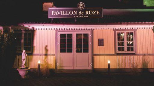 Restaurant  Pavillon de Roze