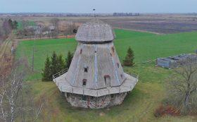 Ветряная мельница Пренцлаву