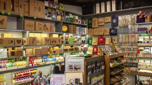 Shop  Daba