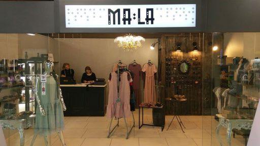 Koncepcinė parduotuvė  MA:LA