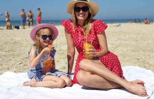 Komm zum Baden und genieße den Sommer in Liepāja!