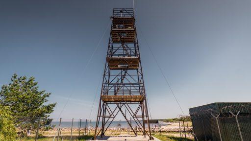 Bijušais armijas tornis – skatu tornis