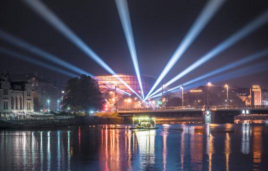 Illuminated Liepāja