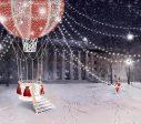 Uzsākta pilsētas rotāšana Ziemassvētkiem un Gadumijai