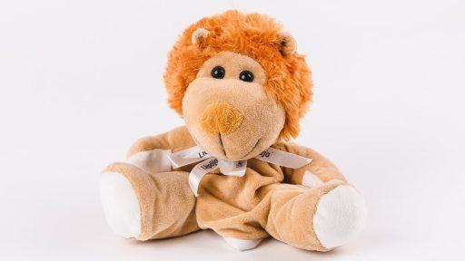 Handpuppe – Kleiner Löwe